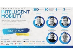 Experts to Offer Visions of the Future at the Intelligent Mobility Summit in London