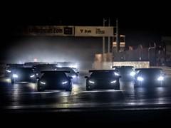Galbiati and Postiglione seize points lead at Misano with second successive Lamborghini Super Trofeo Europe victory