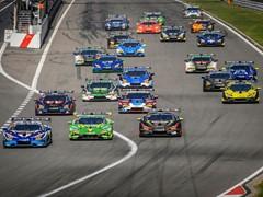 Galbiati and Postiglione record third Lamborghini Super Trofeo Europe win of the season to close points gap at Nürburgring