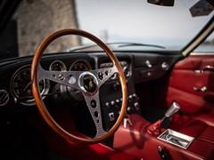 """The second edition of the """"Lamborghini & Design"""" Concorso d'Eleganza  crowns the 1964 Lamborghini 350 GT (chassis #102) Best in Show"""
