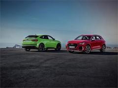 Compact power packs: Audi RS Q3 and Audi RS Q3 Sportback