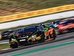 Lamborghini keep historic Triple Crown of Blancpain GT Series  at the final round of the season