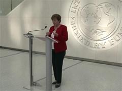 Kristalina Georgieva selected as new IMF Managing Director