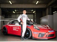 Youth Development Programme in international motor racing: Ayhancan Güven is the new Porsche Junior in the 2020 Supercup