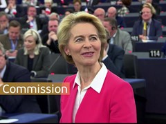 New Commission, Climate change, Sakharov Prize